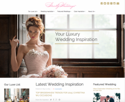 Strictly Weddings Blog Home Page