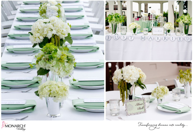 Stunning Green And Silver Wedding Images - Styles & Ideas 2018 ...