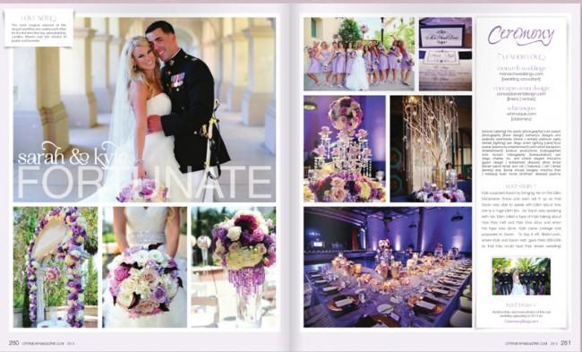 Ceremony-magazine-published-monarch-weddings-purple-prado-wedding