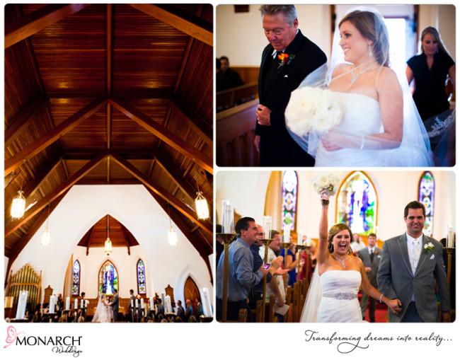 orange-gray-wedding-Christ-Episcopal-church-Coronado
