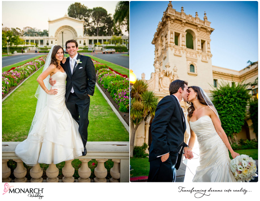 Prado Balboa Park Wedding True Photography