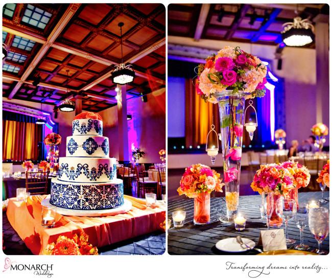 Vibrant tropical inspired Prado Balboa Park Wedding - Part 2 | San ...