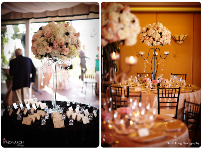 La-valencia-blush-black-white-wedding-rod-iron-centerpieces
