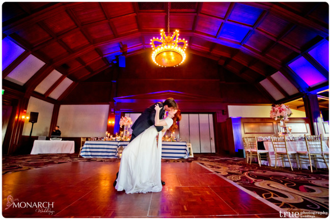 First-dance-Entrance-Nautical-theme-wedding-hotel-del-coronado