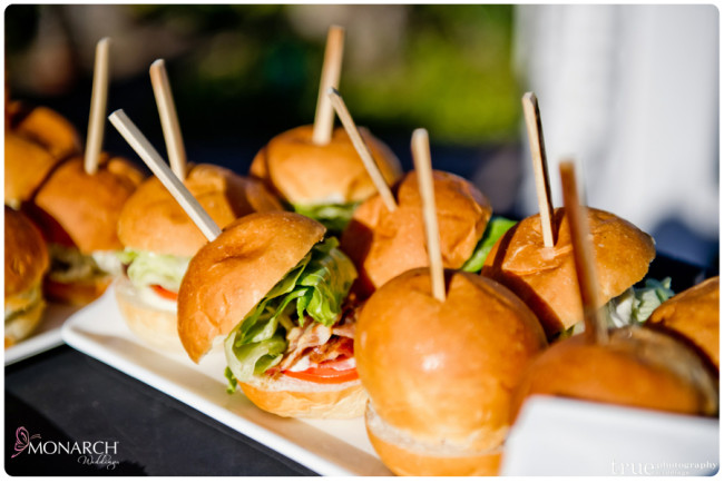 Appetizers-Nautical-theme-wedding-hotel-del-coronado