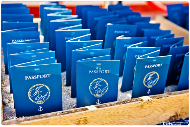 Passport-theme-place-cards-Nautical-theme-wedding-hotel-del-coronado