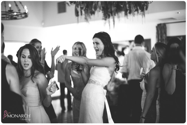 Rustic-garden-chic-wedding-bride-dancing