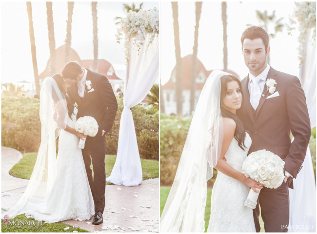 Soft-romantic-photos-of-bride-groom-ceremony-hotel-del-coronado-wedding