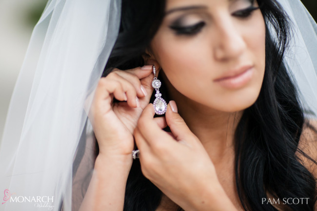 stunning-bridal-makeup-and-earrings-hotel-del-coronado-wedding