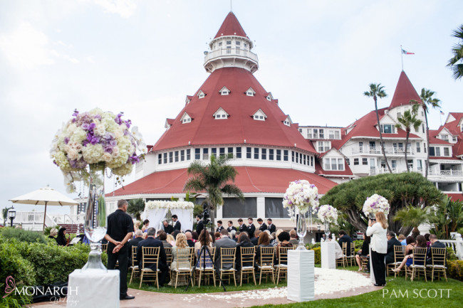 Vista-walk-ceremony-hotel-del-coronado-wedding
