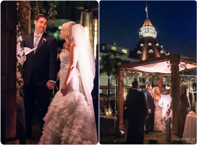 Evening-wedding-chuppah-hotel-del-coronado-wedding